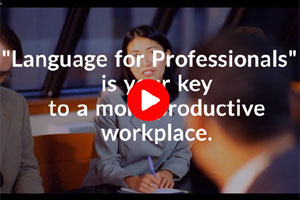 Language For Professionals