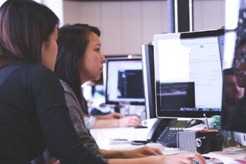 Language Training for Companies